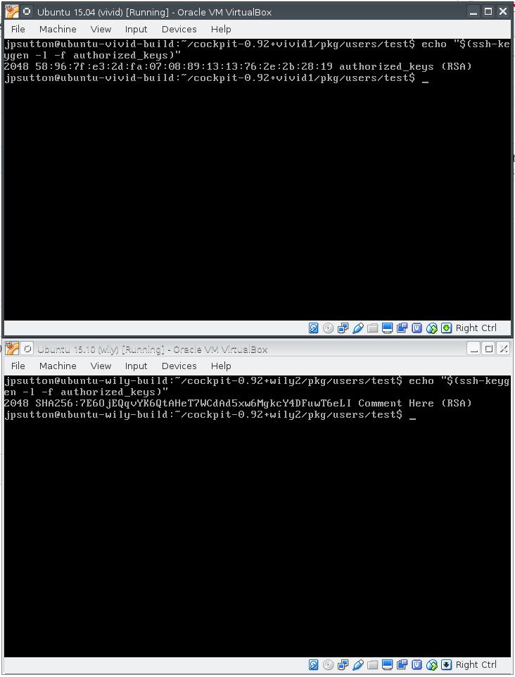 Build failure on Ubuntu Vivid - cockpit-devel - Fedora